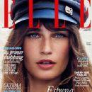 Elle Spain August 2014