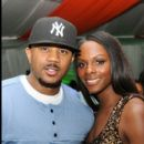 Tika Sumpter and Hosea Chanchez - 402 x 604