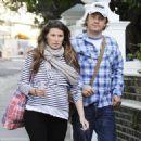 Jamie Oliver and Juliette Norton - 454 x 466