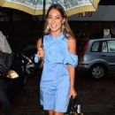 Louise Thompson – Nespresso Launch Party in London - 454 x 670