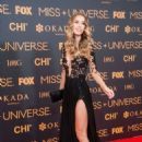 Olivia Jordan- Miss Universe Red Carpet Presentation in Pasay City – Philippines 1/29/ 2017 - 454 x 681