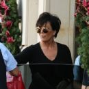 Kris Jenner is seen out and about in Los Angeles December 06, 2015 - 434 x 600