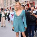 Petra Nemcova – Elie Saab Haute Couture Show 2019 in Paris - 454 x 681