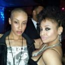 Raven-Symoné and AzMarie Livingston