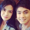 Coco Martin and Erich Gonzales
