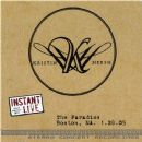 Instant Live: 2005-01-28: The Paradiso, Boston, MA, USA