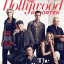 Jane Lynch, Ryan Murphy, Chris Colfer, Dana Walden, Gary Newman, Matthew Morrison - The Hollywood Reporter Magazine Cover [United States] (4 February 2011)