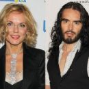 Russell Brand and Geri Halliwell - 454 x 336