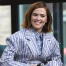 Zoey Deutch – At Build Series to discuss Buffaloed at Build Studio in New York