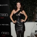 Louise Griffiths - Audi and Designer J. Mendel's Kick Off Celebration of Golden Globe Week 2011 at Cecconi's Restaurant on January 9, 2011 in Los Angeles, California - 454 x 665