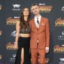 Natasha Halevi – 'Avengers: Infinity War' Premiere in Los Angeles