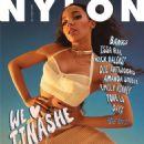 Tinashe - Nylon Magazine Cover [United States] (October 2016)