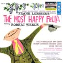 The Most Happy Fella Original 1956 Broadway Cast. Music and Lyrics By Frank Loesser - 454 x 454