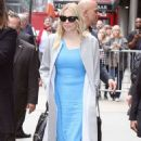 Courtney Love – Leaves Good Morning America in New York - 454 x 745