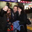 Zack Snyder-March 8, 2016-Arriving In Beijing