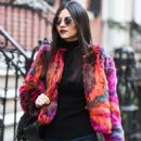 Victoria Justice– Out in New York City 12/04/ 2016 - 454 x 666