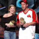 2004 MTV Movie Awards - Drew Barrymore and Adam Sandler - 454 x 727