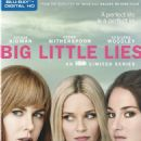 Big Little Lies DVD and Blu-Ray Cover Artwork