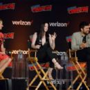 Amy Acker – 'The Gifted' Photcall at 2018 New York Comic Con