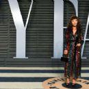 Constance Wu – 2018 Vanity Fair Oscar Party in Hollywood - 454 x 363