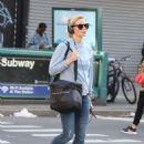 Jennifer Morrison out in Manhattan - 454 x 646