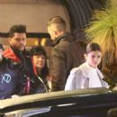 Selena Gomez – Returns to Toronto for her beau The Weeknd - 454 x 469
