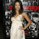 Jenna Dewan - Entourage Third Season Premiere at the Cinerama Dome in Hollywood, California on April 7, 2007