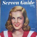 Lizabeth Scott - Screen Guide Magazine [United States] (June 1946)