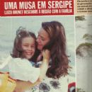 Yasmin and Luiza Brunet - 1997