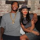 Iman Shumpert and Teyana Taylor - 454 x 445