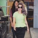 Kelly Osbourne: at ITV Studios in London