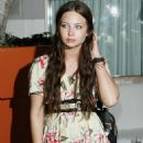 Daveigh Chase - Nylon Magazine's TV Issue Launch Party At The SkyBar On August 24, 2009 In West Hollywood, California - 454 x 681
