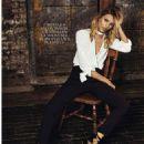 Anja Rubik – 'Modelo de Diseno' Elle Magazine España July 2016 - 454 x 587