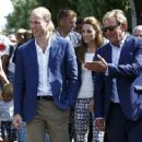 The Duke and Duchess of Cambridge Visit the Isles of Scilly - 454 x 334