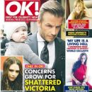 David Beckham - OK! Magazine Cover [United Kingdom] (28 February 2012)