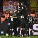 Red Star Belgrade 1-4 PSG: Attacking trio of Edinson Cavani, Neymar and Kylian Mbappe all on target as visitors top Champions League Group C - 454 x 303