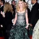Madonna At The 69th Annual Golden Globes (2012)
