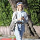 Julianne Hough in Jeans – Out in Hollywood