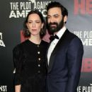 Rebecca Hall – 'The Plot Against America' Premiere in New York - 454 x 591