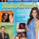 Alejandra Espinoza - Tele Guia Magazine Cover [United States] (23 March 2015)