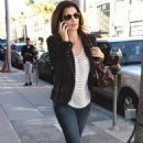 Cindy Crawford strolling in Beverly Hills - 10 February 2011