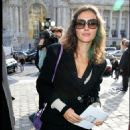 Virginie Ledoyen - Chanel PFW Spring Summer 2009 Show (Front Row) At Paris Fashion Week 2008, 03.10.2008.