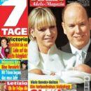 Prince Albert II and Charlene Wittstock - 400 x 550