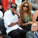 Beyoncé Knowles - French Open Tennis Tournament - June 6, 2010