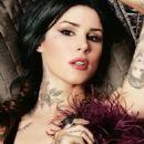 Katherine von Drachenberg - Latina Magazine Pictorial [United States] (November 2013) - 454 x 615