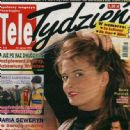 Beata Pozniak - Tele Tydzień Magazine [Poland] (22 March 1999)
