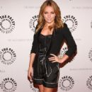 """Becki Newton - Preview Of """"Ugly Betty The Rabbit Test"""" At The Paley Center For Media In New York City - 29.04.2009"""