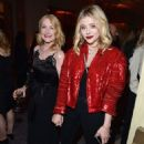 Chloe Moretz – Arriving at InStyle's TIFF Party in Toronto - 454 x 634