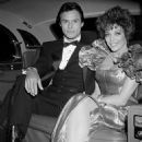 Joan Collins and Michael Nader