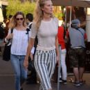 Toni Garrn out in Cannes - 454 x 681